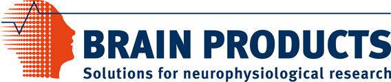 Sponsor logo: Brain Products - Solutions for neurophysiological research