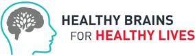 Sponsor logo: Healthy Brains for Healthy Lives